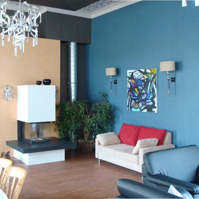 Modern Raumgestaltung